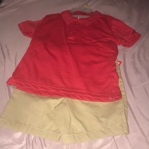 Other - Boys shirt and top set